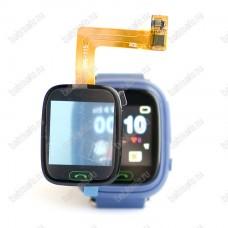 Замена стекла в детских часах smart baby watch Q80 по-другому GW100