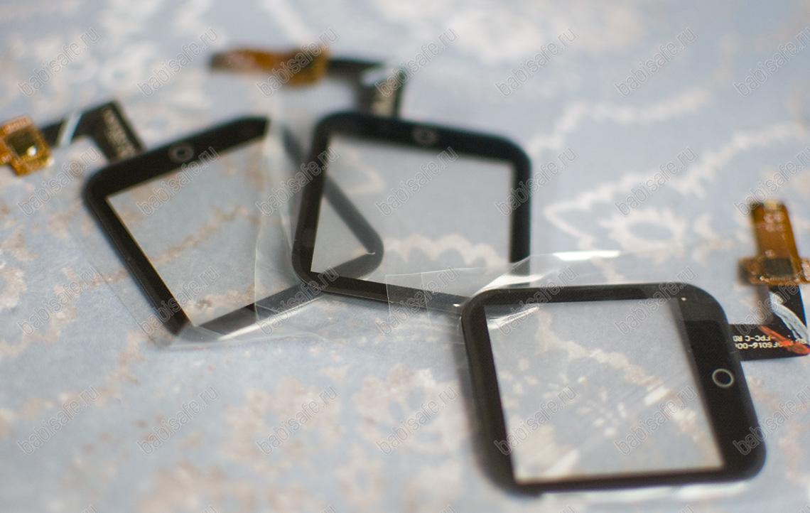 Замена стекла на детских умных сенсорных часах с камерой GW1000
