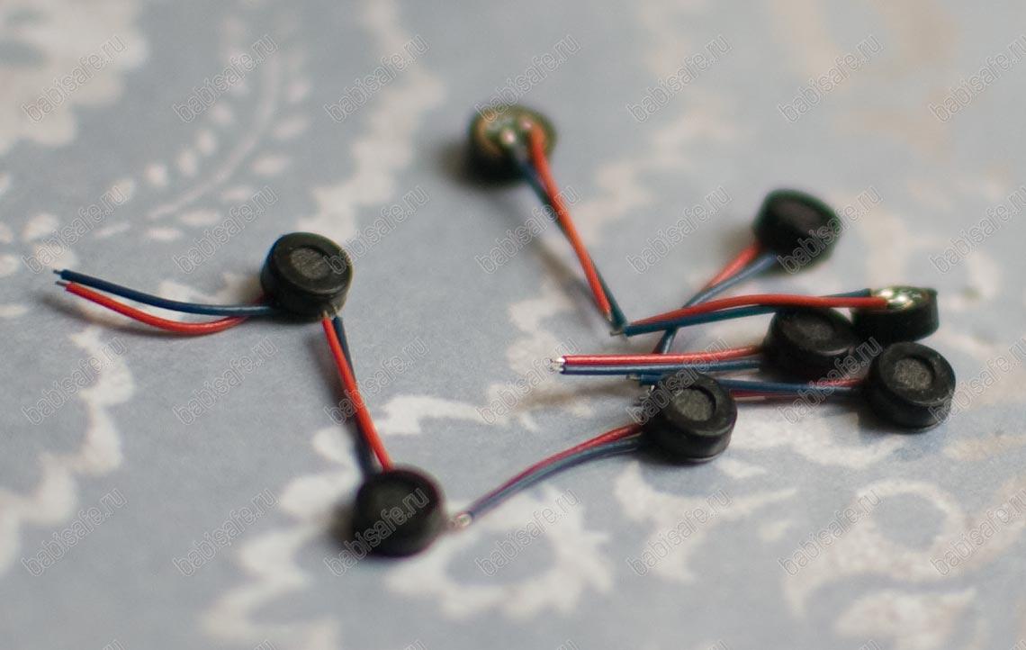 Ремонт замена микрофона в детских умных часах