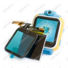Замена стекла и дисплея в детских умных часах GW1000 с камерой