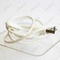 Провод USB магнитный для зарядки умных часов