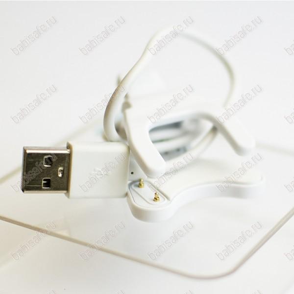 Провод USB прищепка для зарядки умных часов